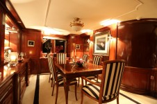 Motor yacht SALEE -  Formal Dining